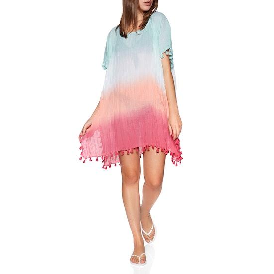 Kaftan Seafolly Ocean Ombre Dip Dye