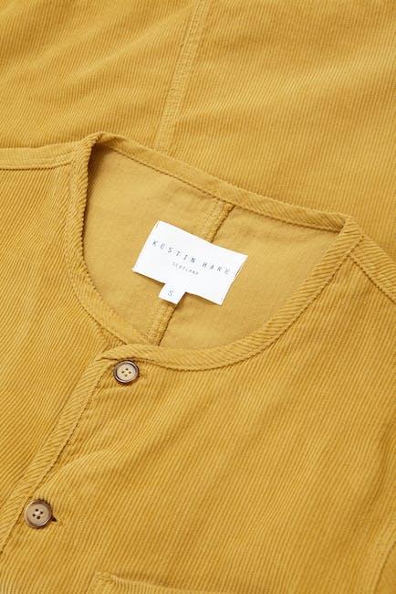 Kestin Hare Neist Cord Overshirt