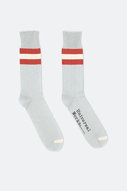 Universal Works Sport Stripe Socken