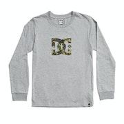 DC Star 2 Boys Long Sleeve T-Shirt