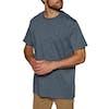 Billabong All Day Crew Short Sleeve T-Shirt - Navy