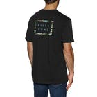Billabong Die Cut Theme Mens Short Sleeve T-Shirt