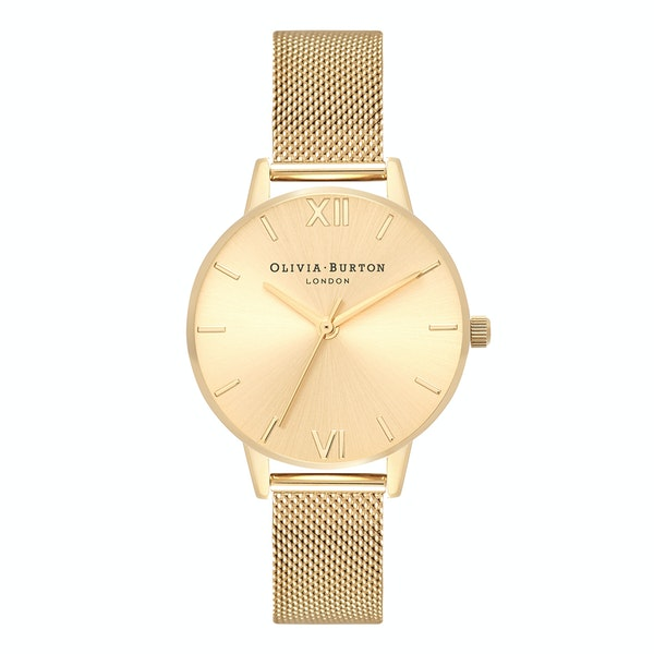Olivia Burton Sunray Dial Women's Watch