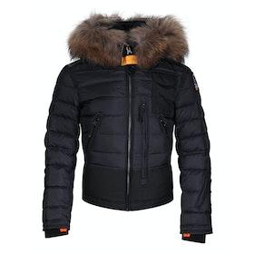 Parajumpers Skimaster Girl's Snow Jacket - Black