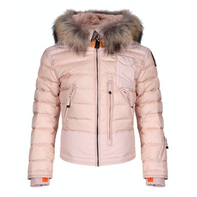 Parajumpers Skimaster Girl's Snow Jacket - Powder Pink
