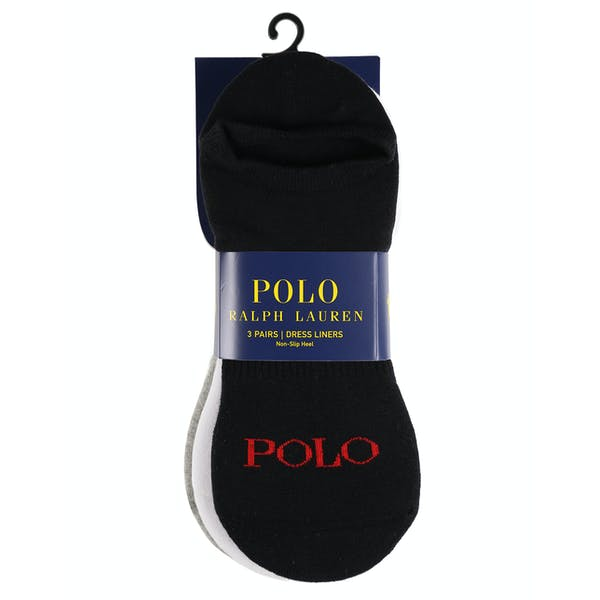 Ralph Lauren 3 Pack Classic Socks