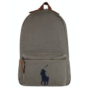 Polo Ralph Lauren Signature Pony Canvas Rucksack