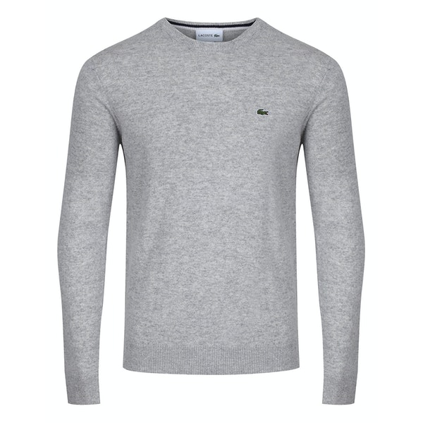Lacoste Crew Neck Knit Sweater