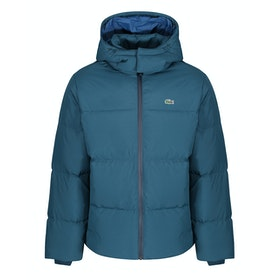 Lacoste Quilted Down Jacket - Wheelwright