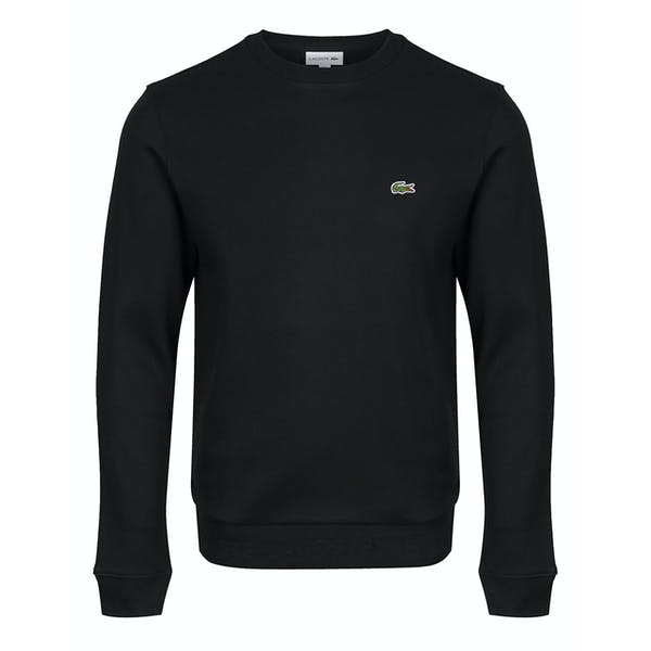 Lacoste Embroidered Brushed Pullover