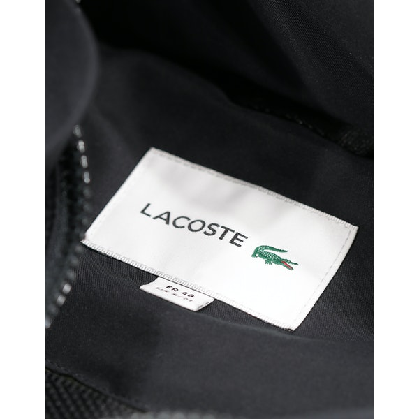 Lacoste Croc Twill Down Jacket
