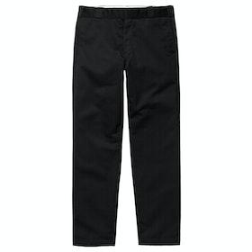 Carhartt Master Chino Pants - Black