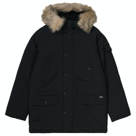 Carhartt Anchorage Parka Modejakke - Black