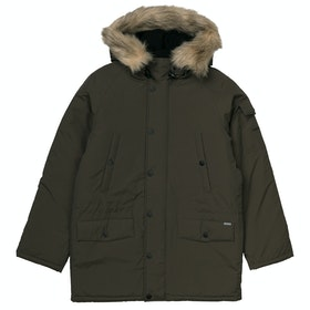 Carhartt Anchorage Parka ジャケット - Cypress Black