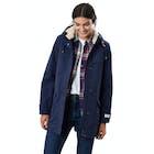 Joules Coast Cosy Mid Women's Waterproof Jacket