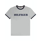 Tommy Hilfiger Crew Neck Organic Tee Loungewear Tops