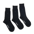Pringle 3 Pack Socks