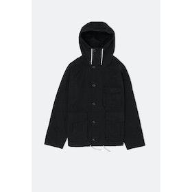 Albam Military Parka 4331 Jacket - Black