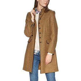 Country Attire Millie Damen Jacke - Camel