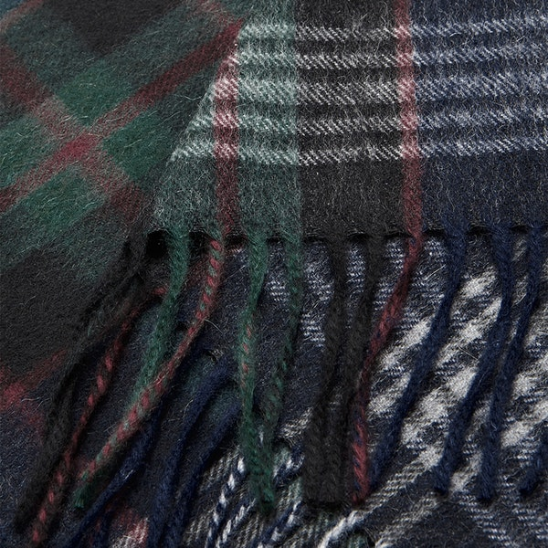 Country Attire Made In Scotland Шарф