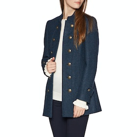 Country Attire Ellie Damen Jacke - Blue