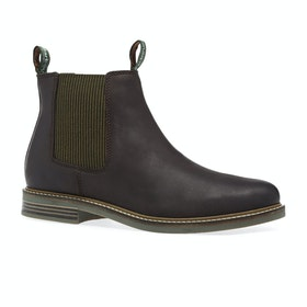 Barbour Farsley Chelsea Mens Boots - Choco