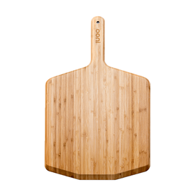 "Ooni 12"" Wooden Pizza Peel Cook System - Wood"