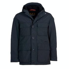 Barbour Aurore Waterproof Jacket - Black