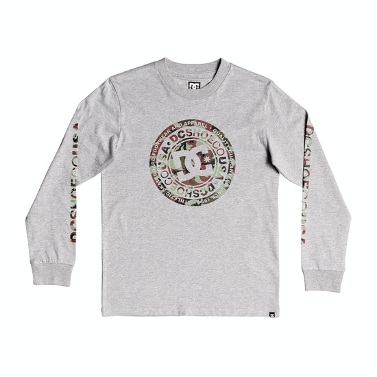 T-Shirt à Manche Longue DC Circle Star
