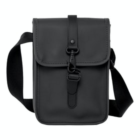 Rains Flight Messenger-Tasche - Black