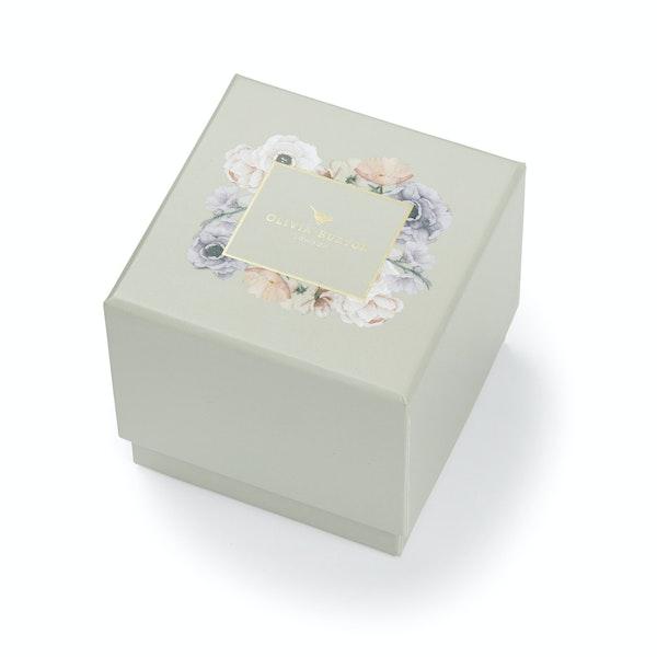 Olivia Burton Marble Florals Women's Watch