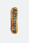 Alltimers Packing Tape Logo Deck