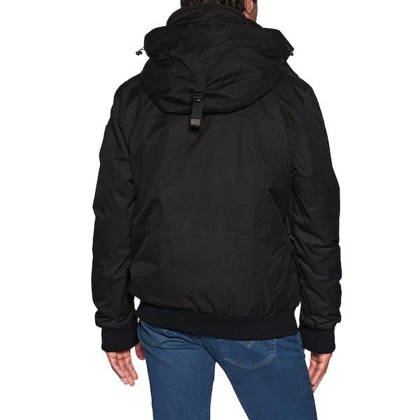 Nobis Stanford Bomber Style Men's Down Jacket