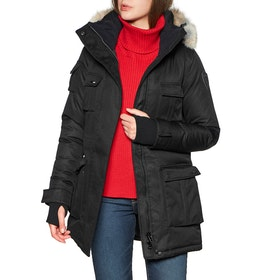 Blusão Senhora Nobis Cindy with Removable Hood - Black