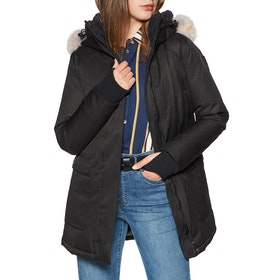 Nobis Carla Parka Women's Jacket - Black