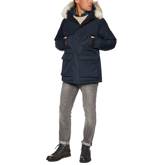 Nobis Heritage Fur Trim Jacket