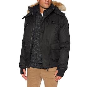 Nobis Cartel Waterproof Jacket - Black