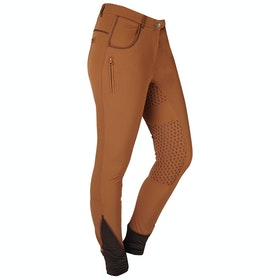 Horka Camargue Ladies Riding Breeches - Caramel