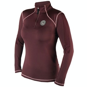 Horka Cumbria Ladies Top - Raisin