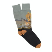 Corgi Lightweight Cotton Blend Men's Socks