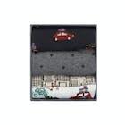 Corgi 3 Pack Cotton Gift Box Men's Socks