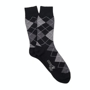 Corgi Fine Gauge Wool Mens Fashion Socks