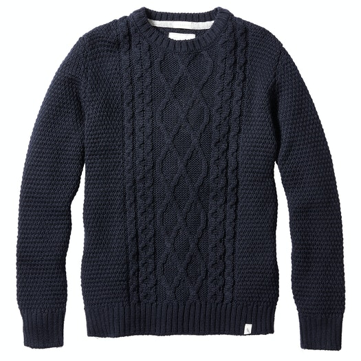 Sweater Peregrine Made In England Picton Crew