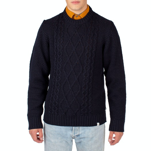 Maglione Peregrine Made In England Picton Crew