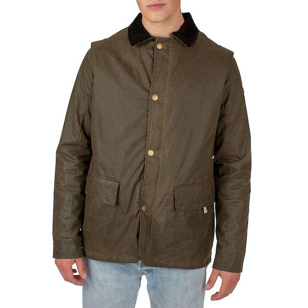 Peregrine Made In England Boarder Wax Jacket