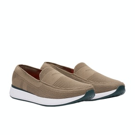 Scarpe Slip On Swims Breeze Wave Penny - Timber Wolf Cabernet