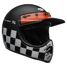 Bell MOTO-3 Fasthouse Checkers Motocross Helmet