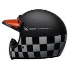 Bell Fasthouse Moto-3 Checkers MX ヘルメット