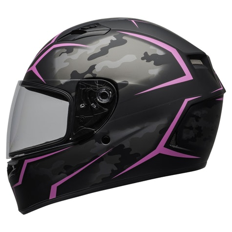 Bell Qualifier Stealth Camo Road Helmet