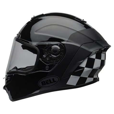 Bell Star DLX MIPS Lux Checkers Road Helmet
